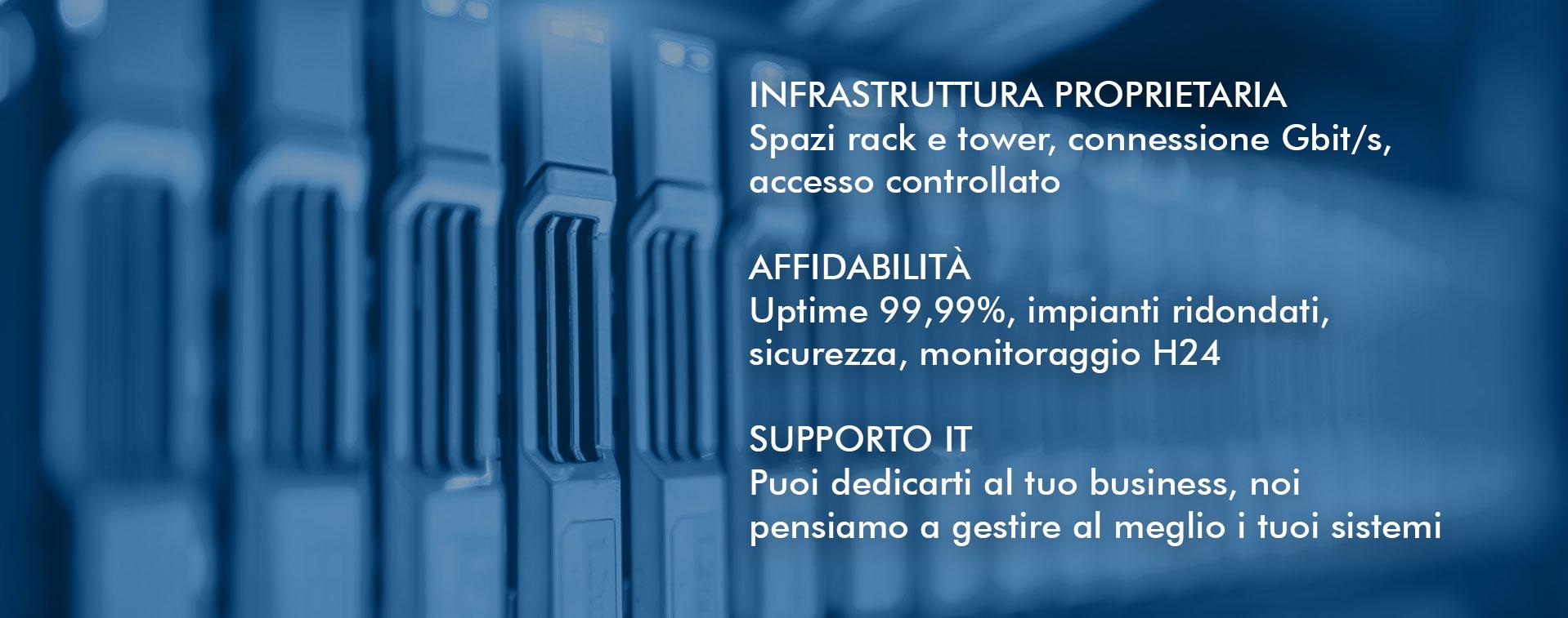 Media On Cloud - L'internet Data Center in Sicilia.